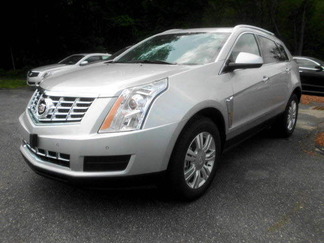 Explore current cadillac models